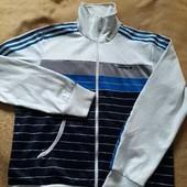 Фирменная кофта Adidas р.46-48 М