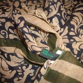 Benetton стильная модная шаль