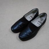 Мокасины Ara кожаные черные