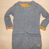 Стильное платье на 2-3 годика