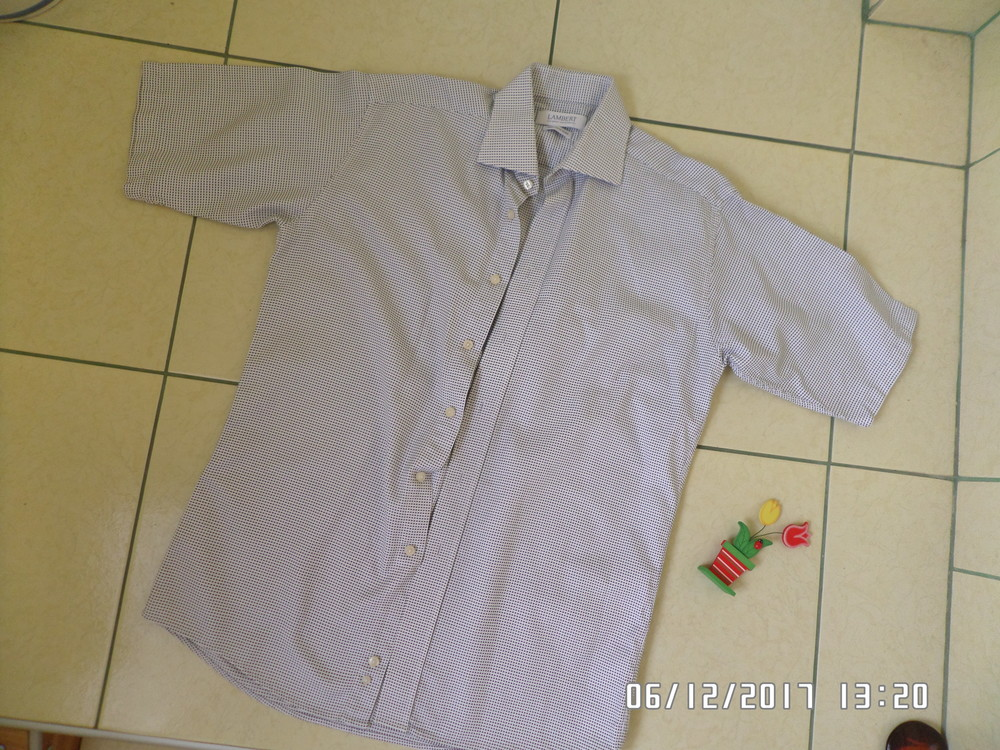 Lambert M-L сорочка фото №1