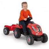 Трактор педальный с прицепом  Smoby 710108