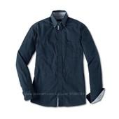 хлопок.Стильная мужская рубашка TCM Tchibo.германия.