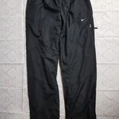 Зимние штаны на флисе Nike