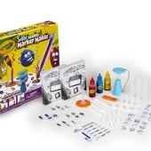 Crayola Набор для создания ароматизированных фломастеров silly scents marker maker, scented markers