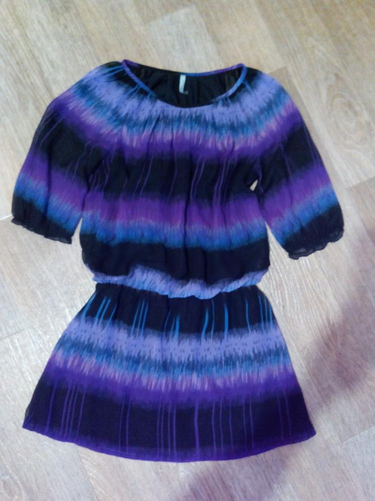 Платье коктельное 12р на наш 46р фото №1