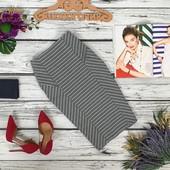 Оригинальная базовая юбка-карандаш Warehouse с моделирующими полосками  KI50201