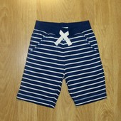 M&CO (7-8 лет) хлопковые шорты для мальчика