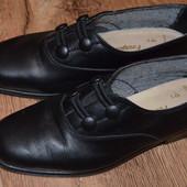 Кожаные туфли Footglove 36/37 р., 23 см