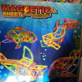 Большой магнитный коструктор