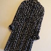 Платье-рубашка  (uk 20,наш 54 р.)