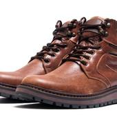 Ботинки Cuddos, зимние на меху, р. 42-45, код kv-3829