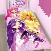 Детское постельное белье Академия грез для девочки