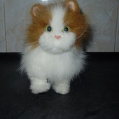 FurReal Friends (Hasbro) 93968 ходячий котенок