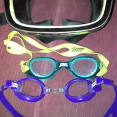 Очки маска для плаванья