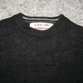 L.D.A Life свитер шерсть M-L размер