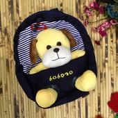 Рюкзак с игрушкой Игрушка Съемная