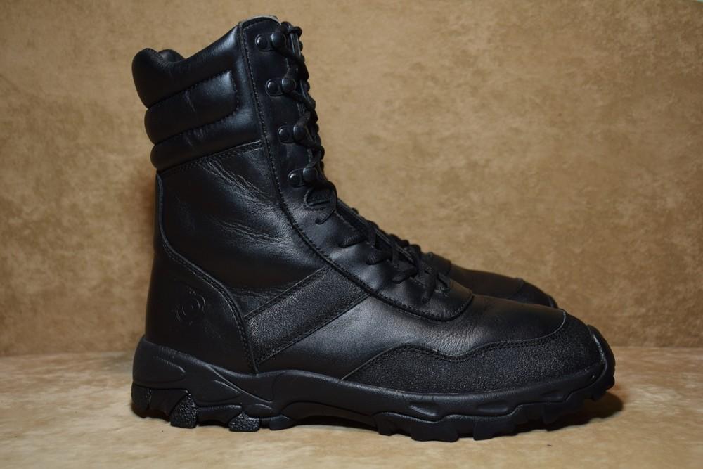 Ботинки берцы original swat sek 9000 all leather tactical. оригинал. 44 р./28.5 см. фото №1