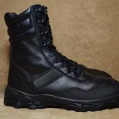 Ботинки берцы Original SWAT sek 9000 all leather tactical. оригинал. 44 р./28.5 см.