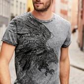 Стильна чоловіча футболка Next розм. XS до 3XL під замовлення