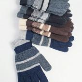 Перчатки полосатые 27P007