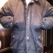 Курточка муж.зима 52-54р