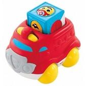 Fisher-Price Пожарная машина серии Чудо-Кубики roller blocks fire Ttruck