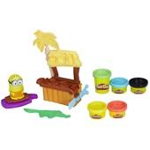 Play-doh рай миньонов плей до