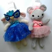 Мягкая игрушка кукла H&M 25 см