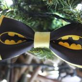 Бабочка галстук Бэтмен