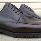Туфли дерби Ralph Harrison р-р. 43-й (28 см)