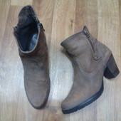 Кожаные ботинки S.Oliver Германия