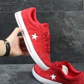 Кеды мужские Converse All Star red