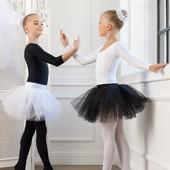 Юбка для гимнастики и хореографии, фатин