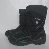 В идеале зимние термо сапоги ботинки 35р Lowa Gore-Tex Германия