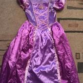 Карнавальное платье Рапунцель