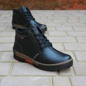 Ботинки Norman, на меху, р. 40-45, оригинал, код gavk-10393