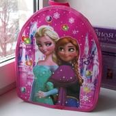 Дошкольный рюкзак Холодное сердце Frozen