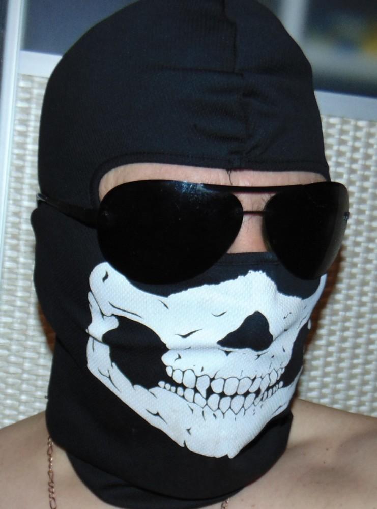 Фирменная стильная балаклава шлем .George (Джордж).м-л-хл . фото №1