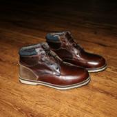 Ботинки George moe toe leather boots размер 37 натуральная кожа