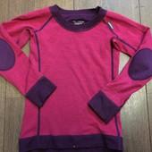 Шерстяной (меринос) свитер кофта, поддев термо. Bambule на 104- 110