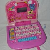 Фирменный развивающий детский компьютер интерактивный