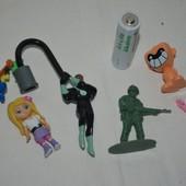 Разные фигурки игрушки из разных серий Мак Доналдc McDonald's и не только