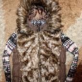 Куртка деми на девочку 140-146 р