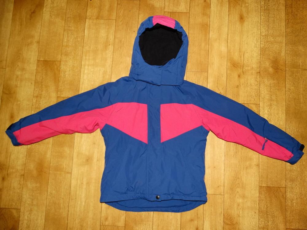 Лыжная термо курточка pocopiano , р. 10 лет . фото №1