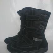 В идеале зимние термо сапоги ботинки 36.5-37р SuperFit Gore-Tex Германия