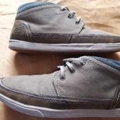 Фирменные ботинки Skechers RelaxedFit р.41-26см.