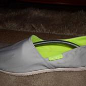 Супер-Стильные яркие легкие бренд.мокасины Adidas,оригинал