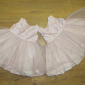Платье на 6-9 мес Ladybird