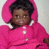 винтажная куколка